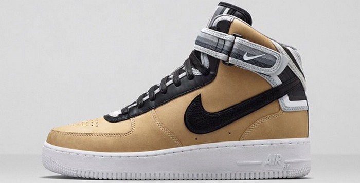 NIKE + R. T. AIR FORCE 1* Quiosque do Ken